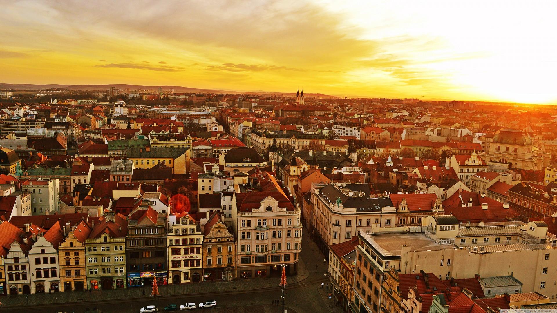 Experiencia Erasmus en Pilsen, República Checa, por Mehmetcan
