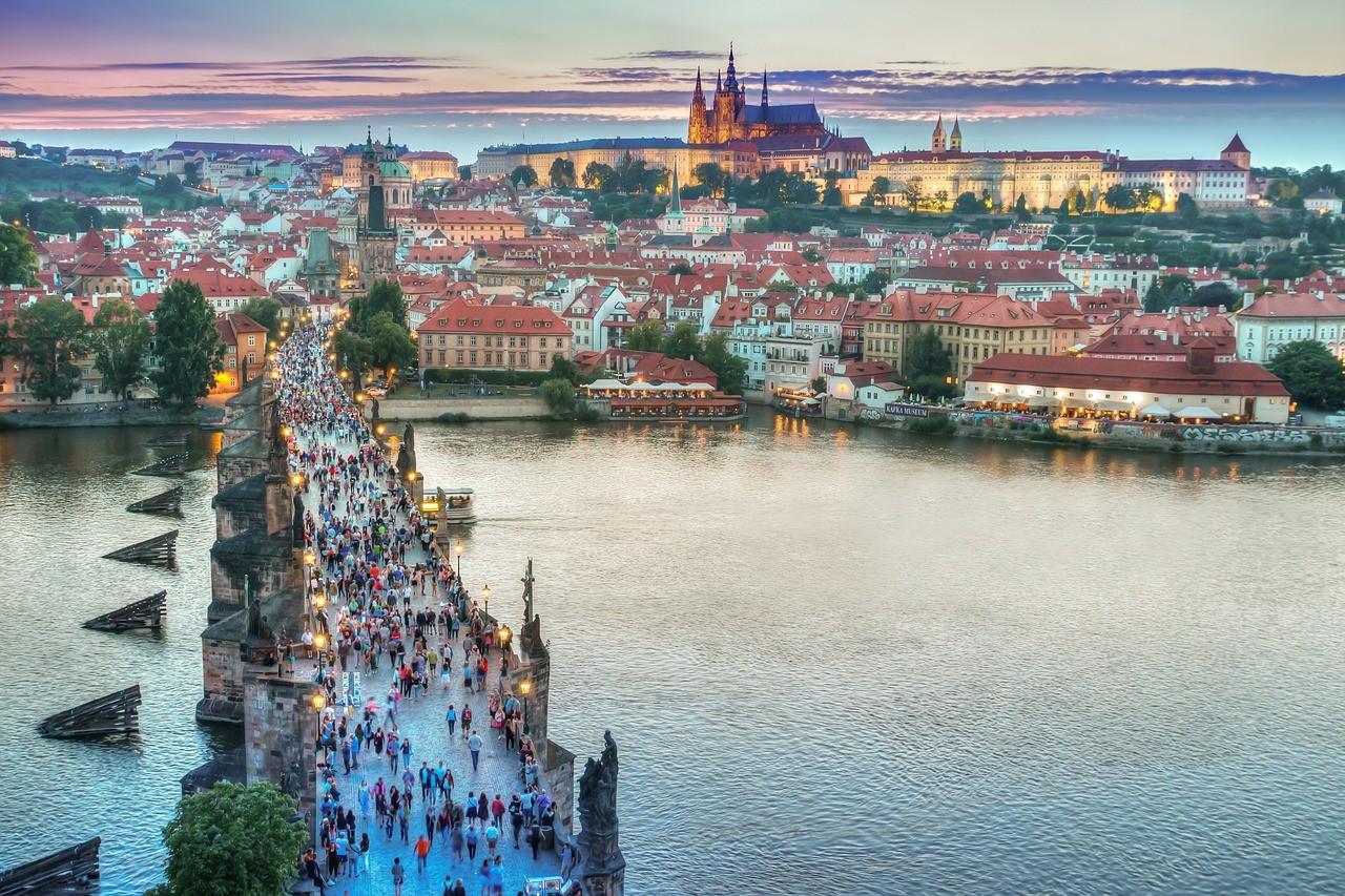 Experiencia Erasmus en Praga, República Checa de Maxime