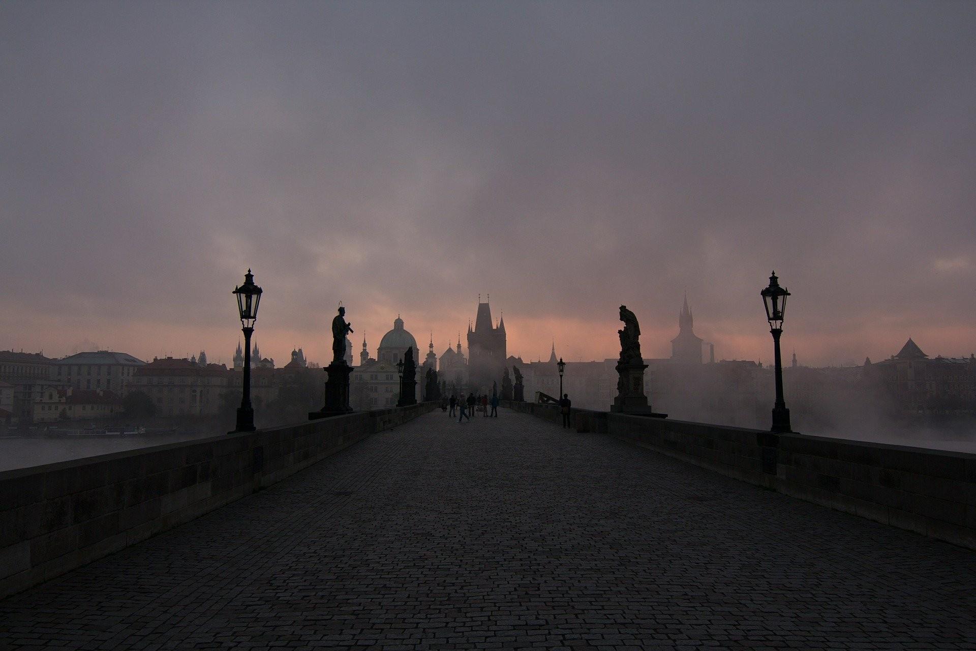 Experiencia Erasmus en Praga, República Checa por Stella