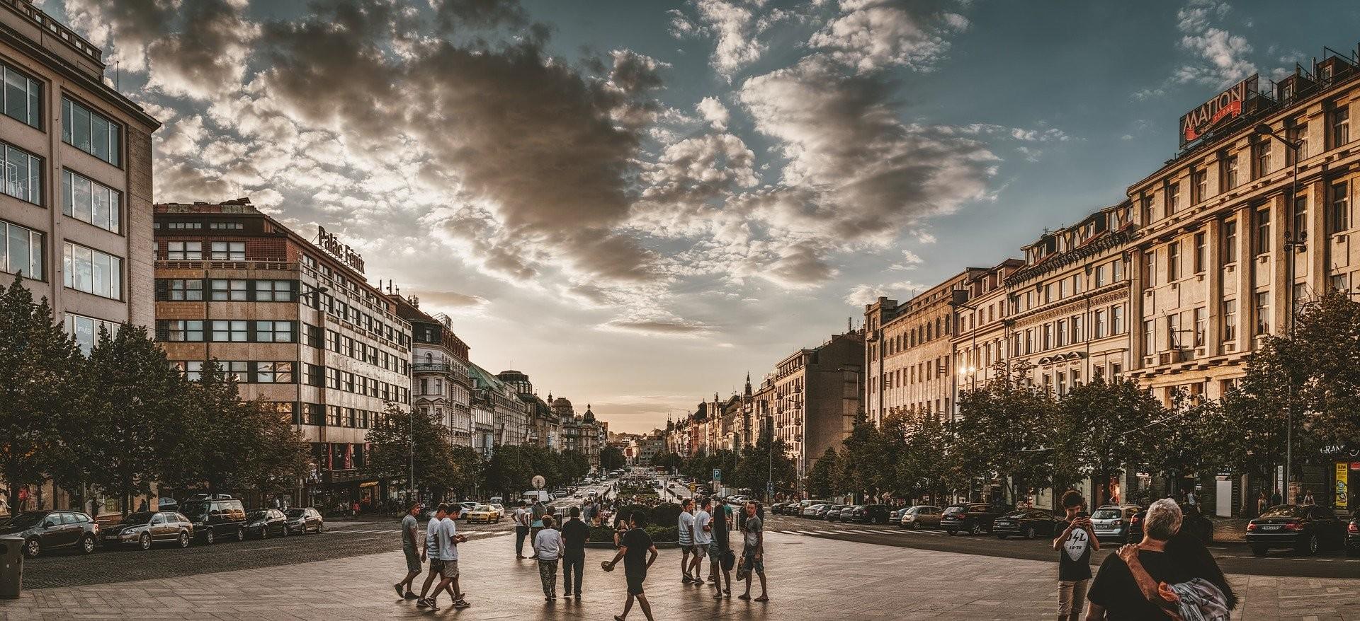 Experiencia Erasmus en Praga, República Checa, por Veronika