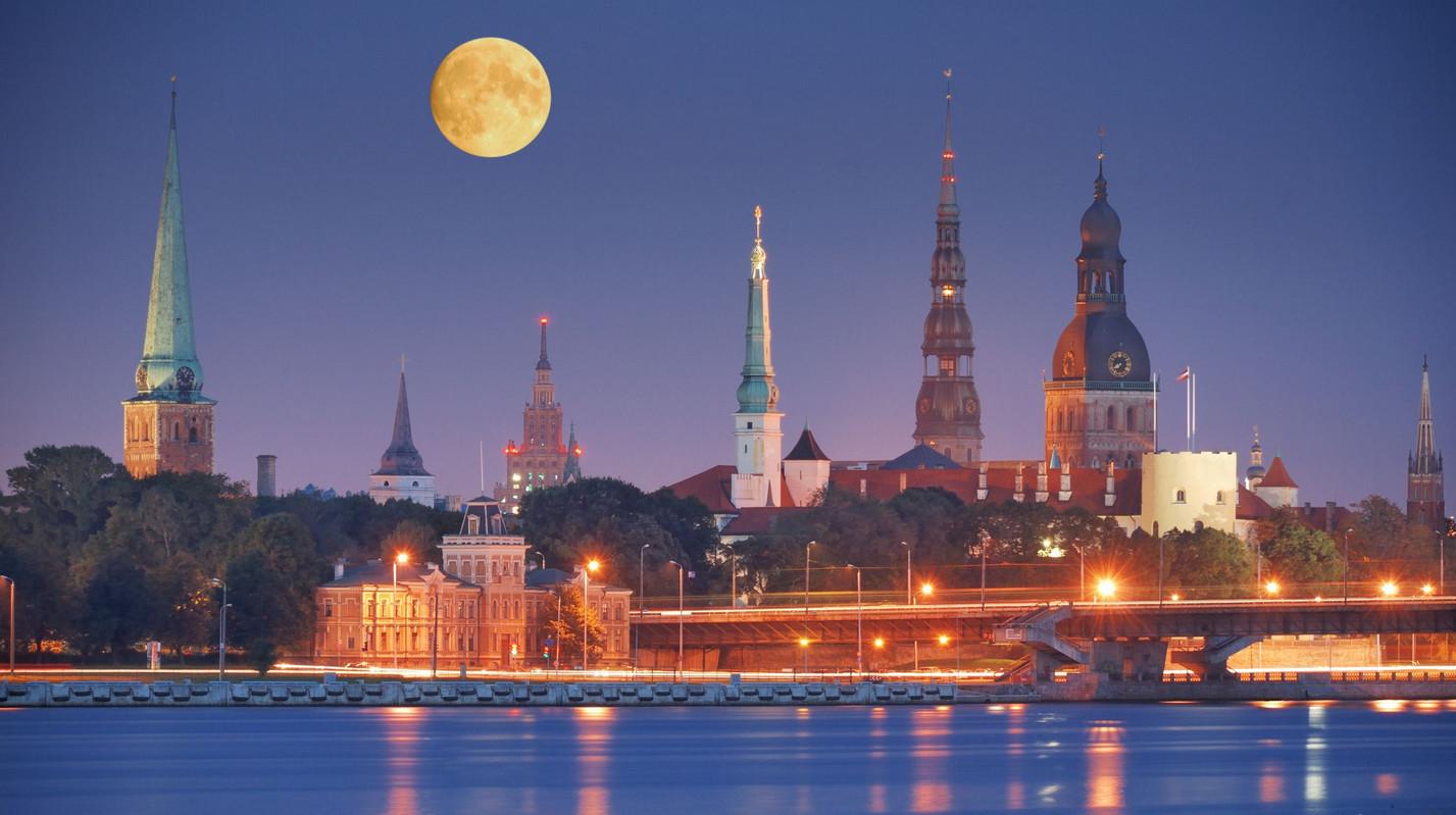 Experiencia Erasmus en Riga, Letonia por Bojan