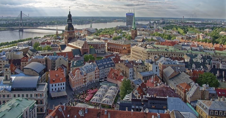 Experiencia Erasmus en Riga, Letonia, por Jochen