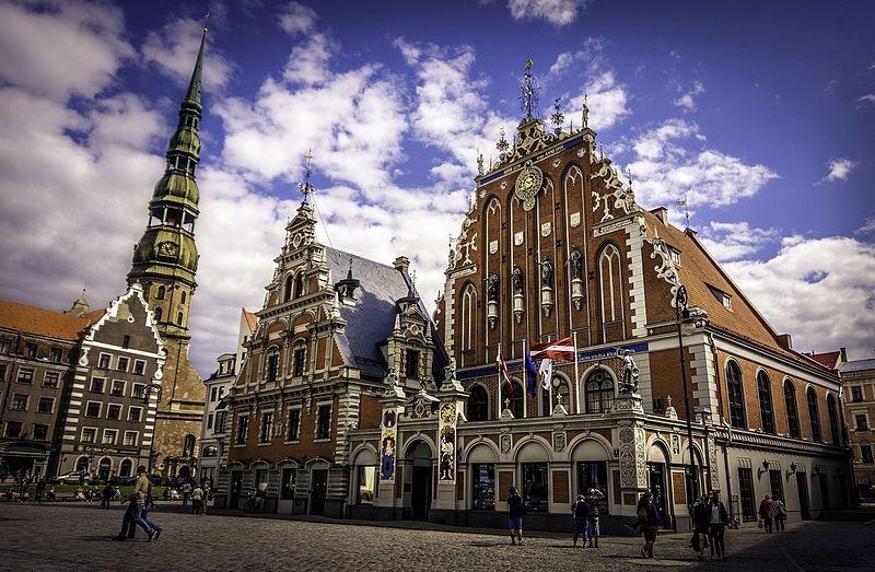 Experiencia Erasmus en Riga, Letonia por sacha