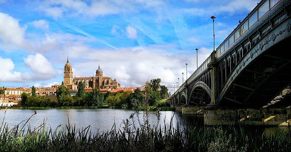 Experiencia Erasmus en Salamanca, España, por Damla