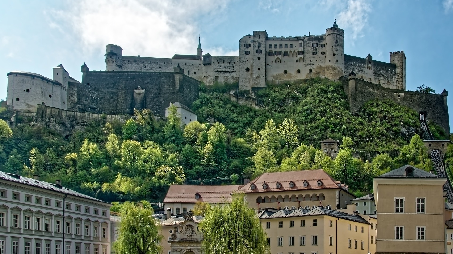 Experiencia Erasmus en Salzburgo, Austria por Jonathan