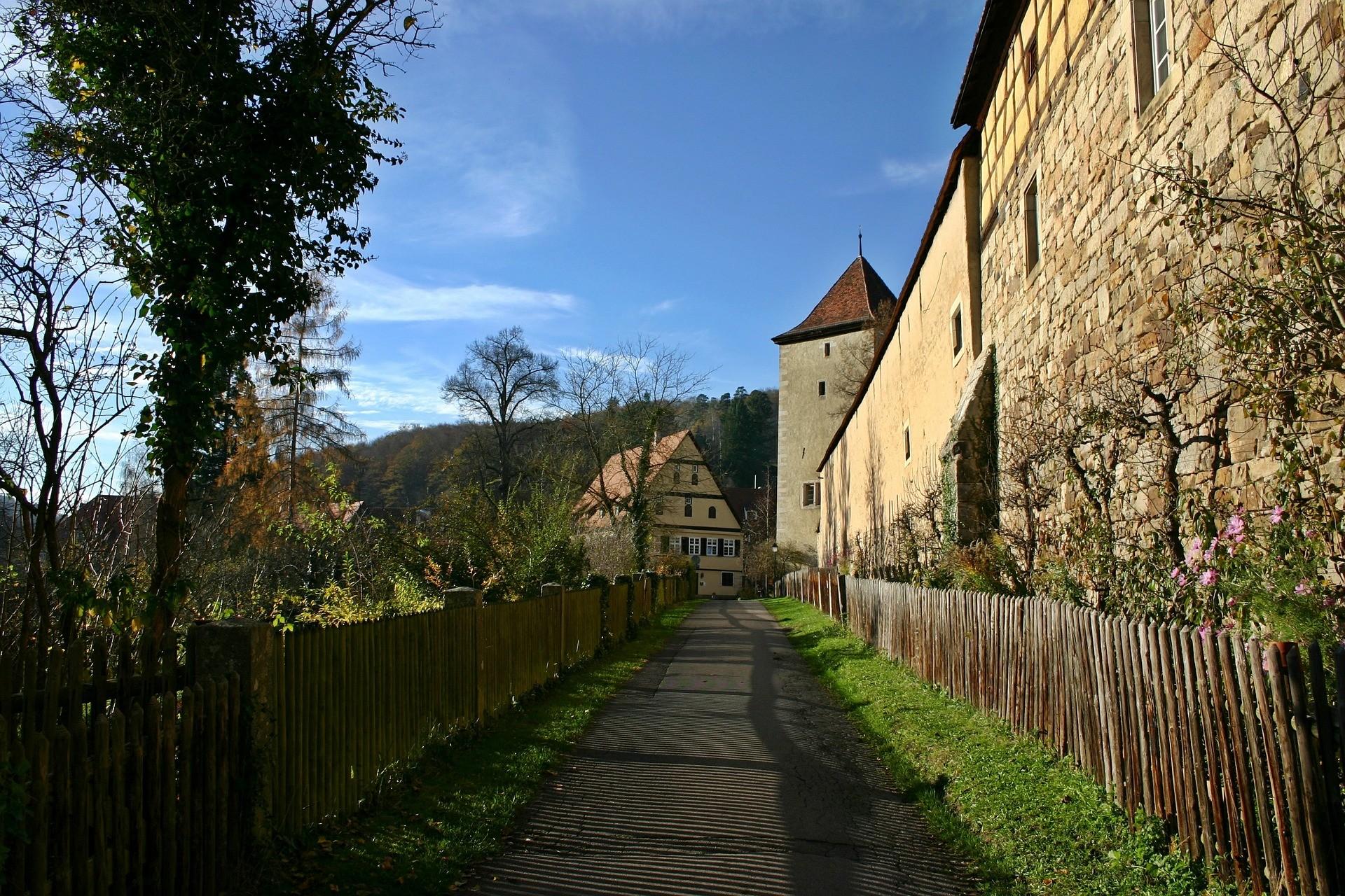 Experiencia Erasmus en Tübingen, Alemania por Eugenia Dorothea