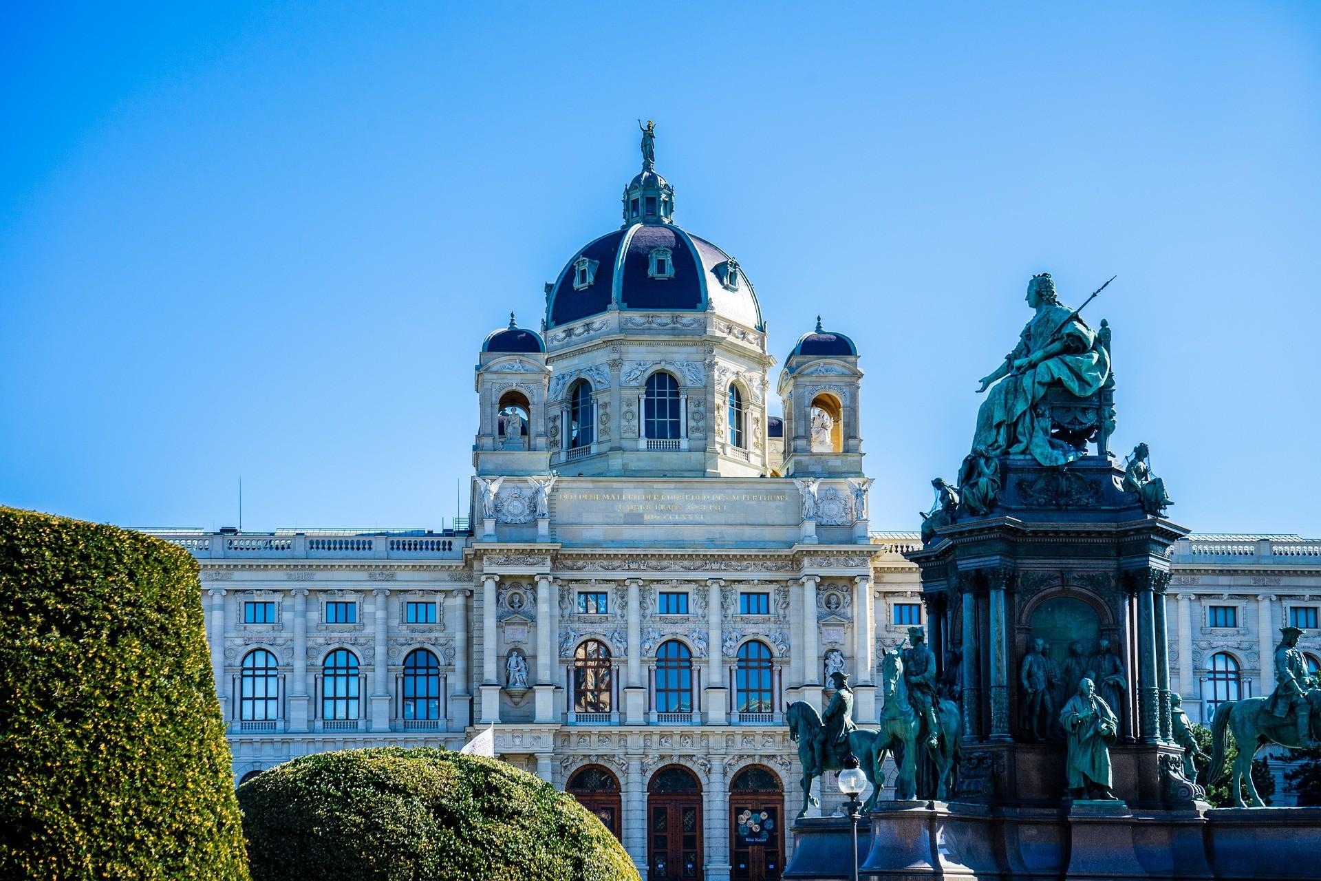 Experiencia Erasmus en Viena, Austria por Jessica