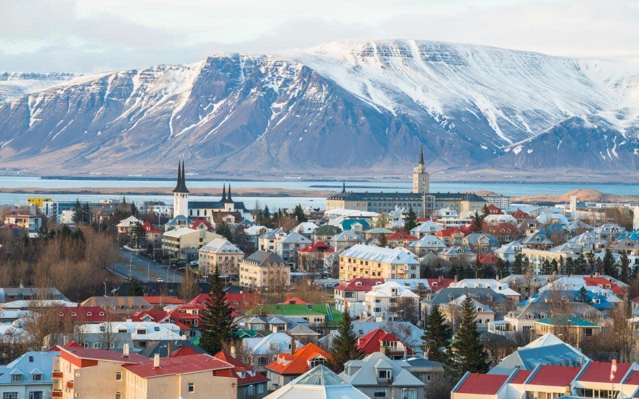 Resultado de imagen para Reikiavik, Islandia