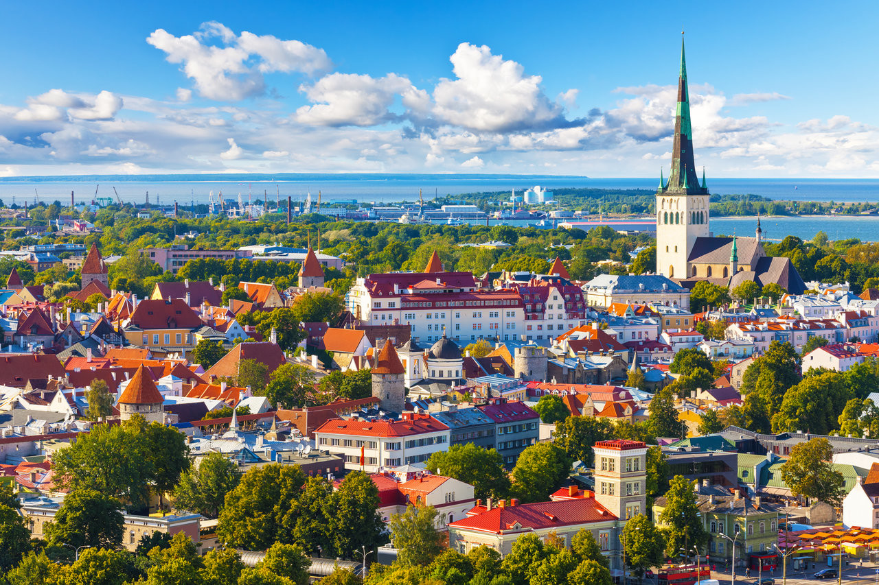 Resultado de imagen de estonia tallin