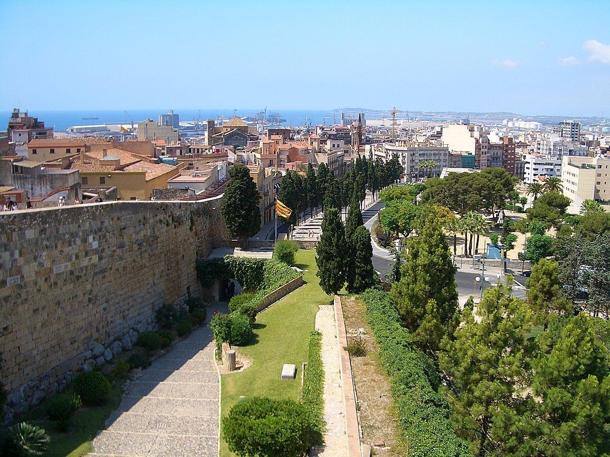 Experiencia Erasmus en Tarragona, España (por Camille)