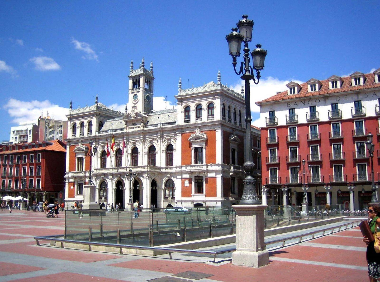 Experiencia Erasmus en Valladolid, España