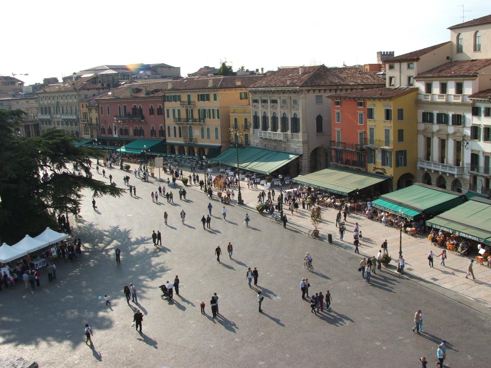 Experiencia Erasmus en Verona, Italia de Alexis ...