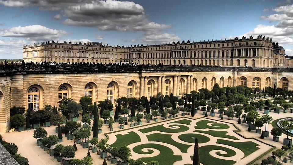 Experiencia Erasmus en Versalles, Francia por Chantelle