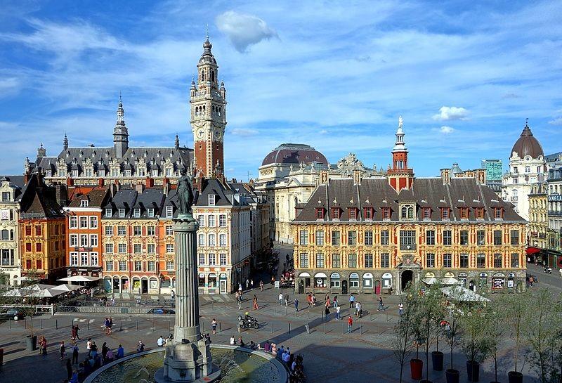 Experiencia en Lille, Francia, por Gauthier