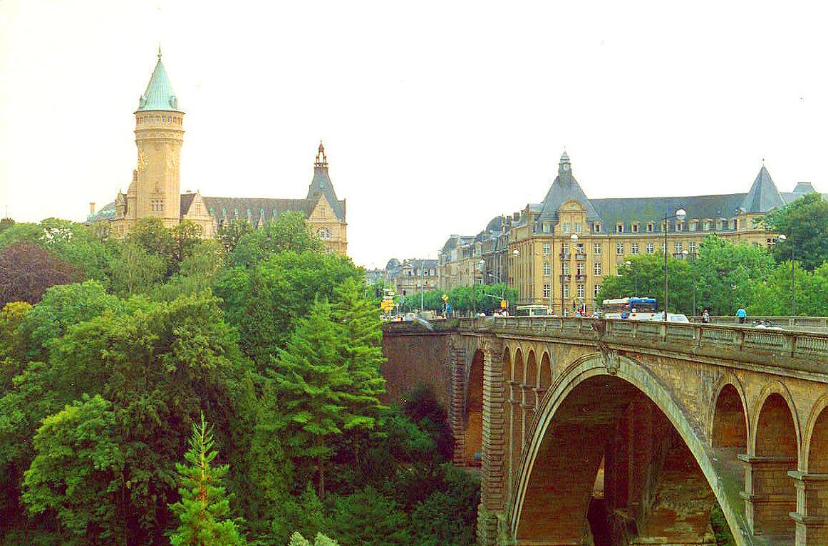 Experiencia en Luxemburgo por Kevin