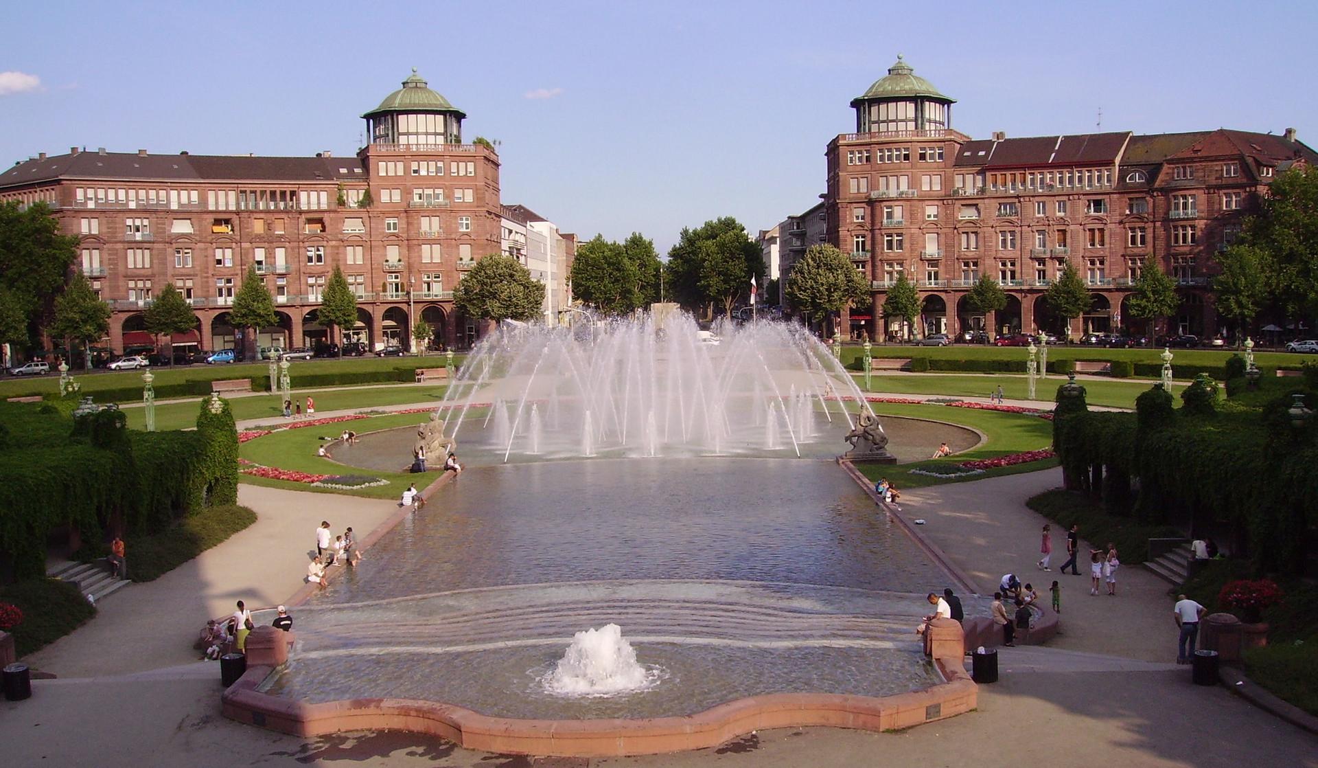 Berlin Mannheim