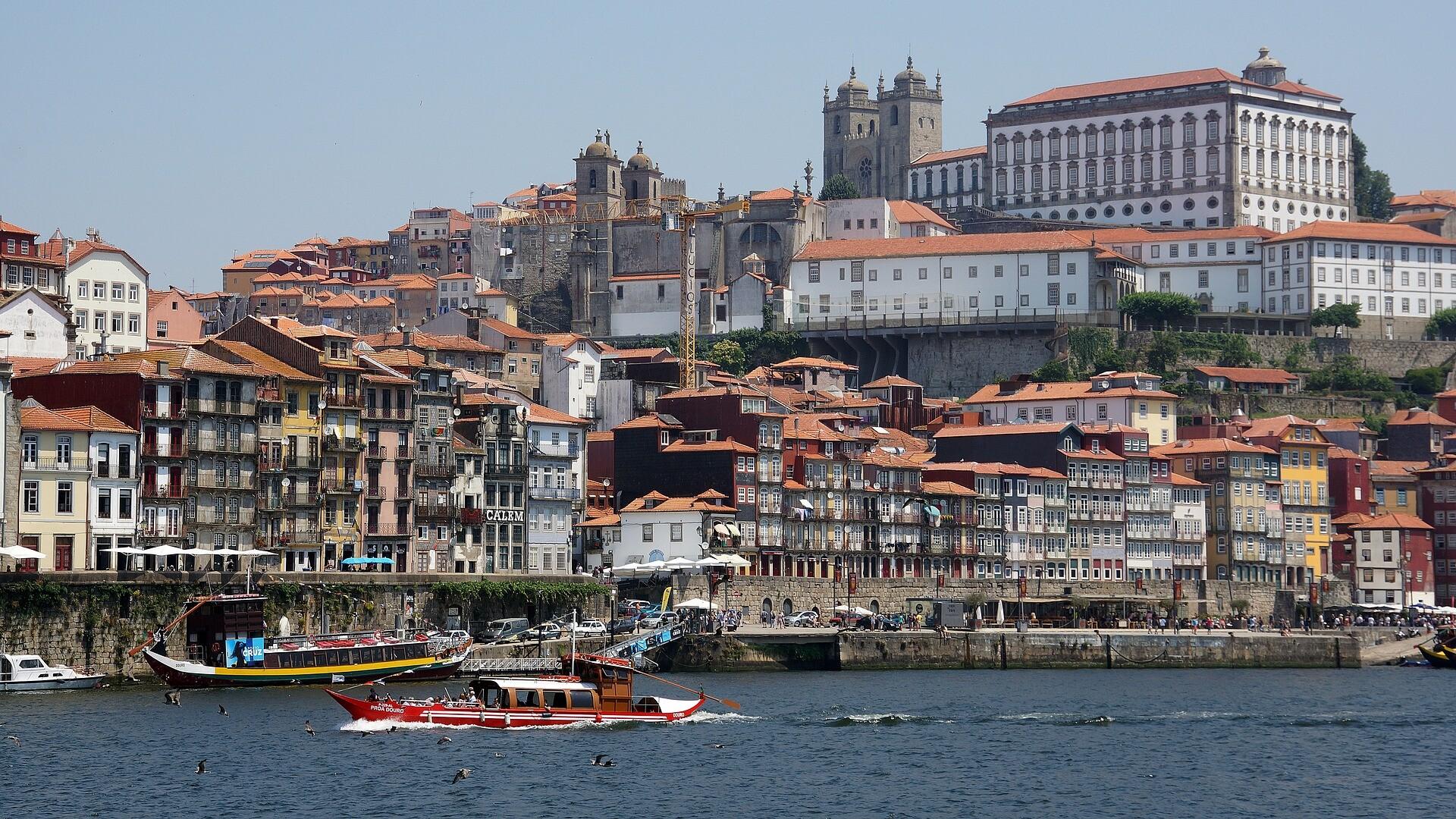 Experiencia en Oporto, Portugal, por Fernando
