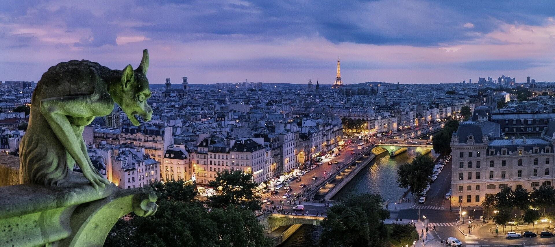 Experiencia en París, Francia por Grégoire
