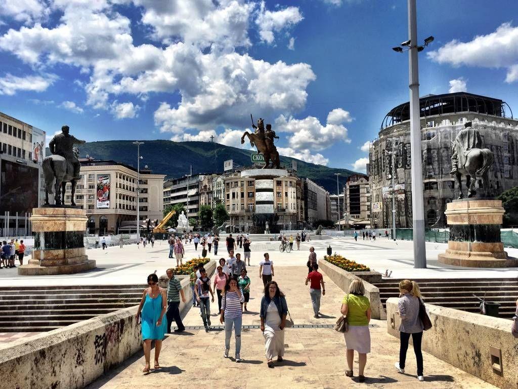 Resultado de imagen para skopie macedonia