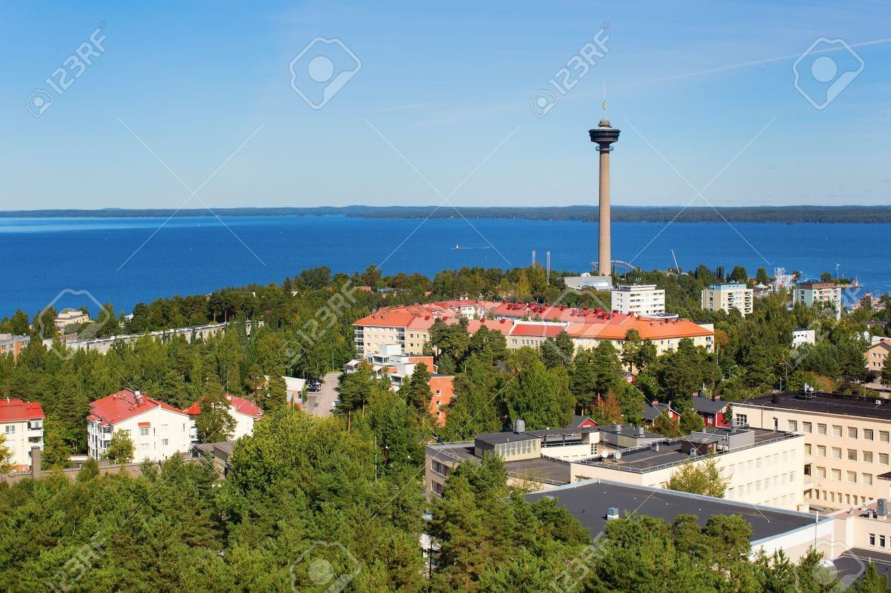 Experiência de trabalho em Tampere, Finlândia por Giovanni