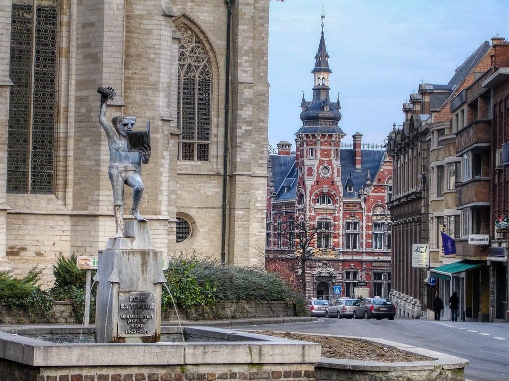 Experiencia en la Universidad Católica de Lovaina, Bélgica. Por Michael