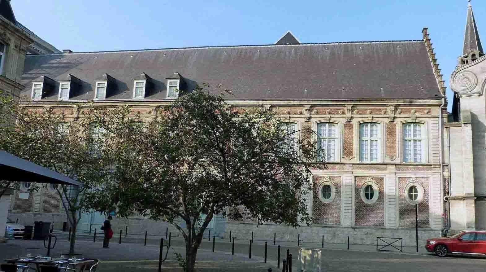 Experiencia en Valenciennes, Francia por Louis