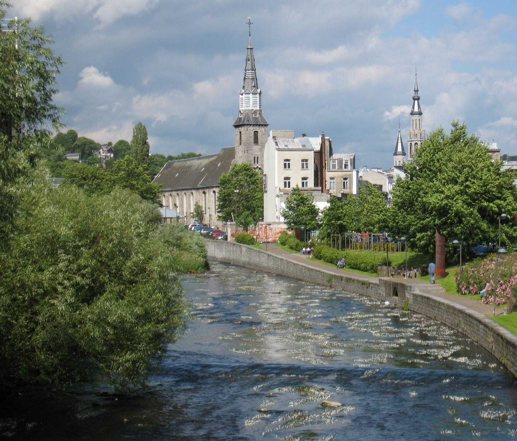 Experiencia en Verviers, Bélgica por Alexandra
