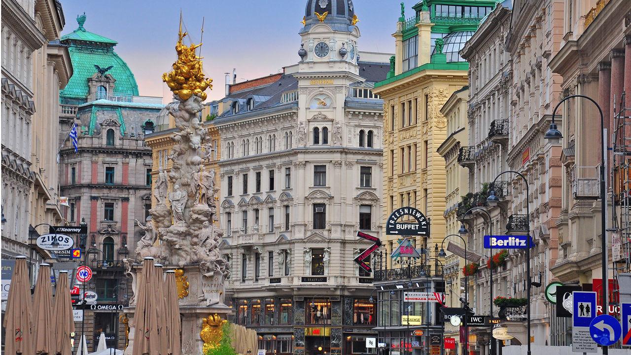 Experiencia en viena austria de maria experiencia for Best hotel in vienna for christmas