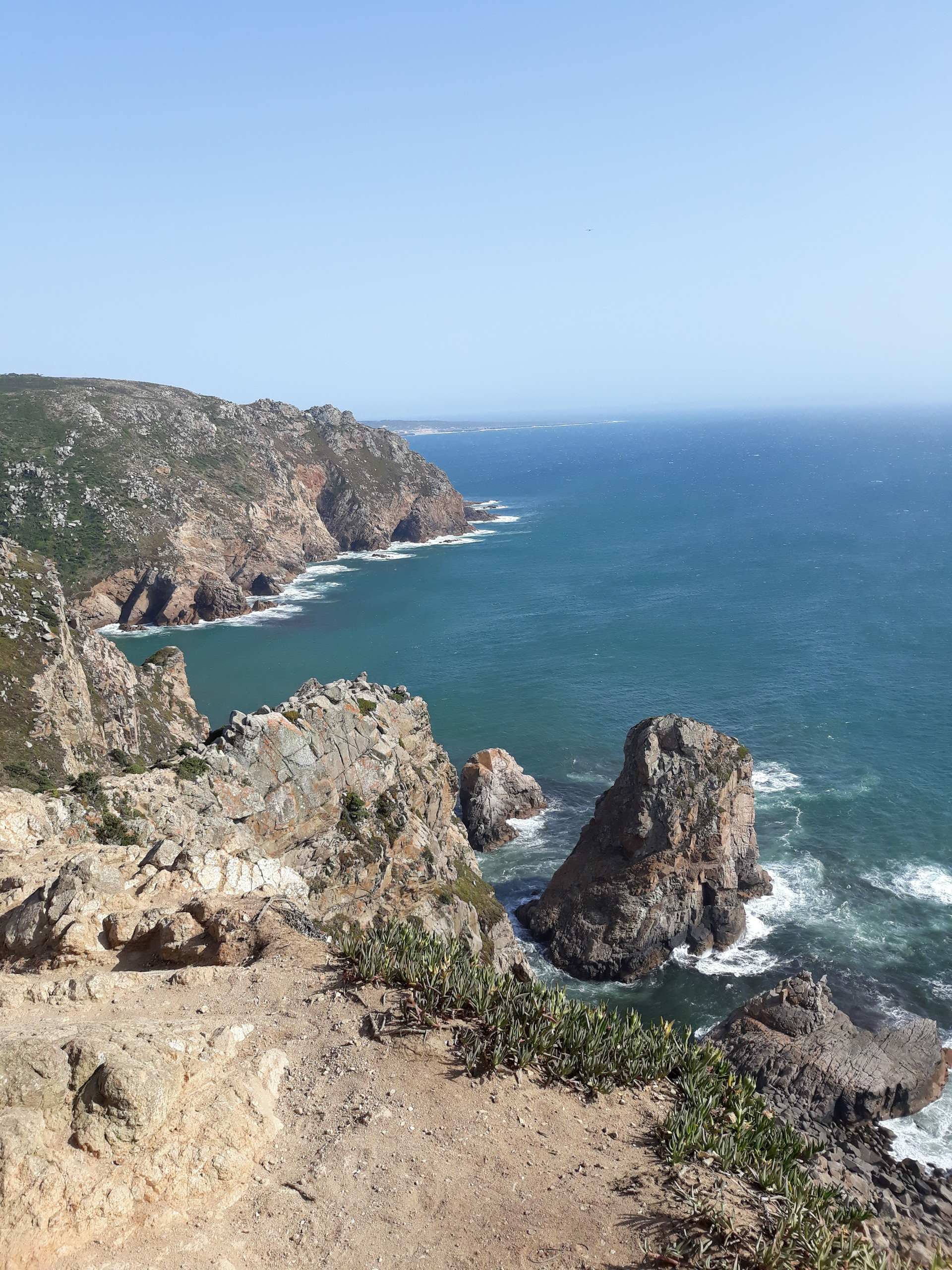 Explorar o Cabo da Roca