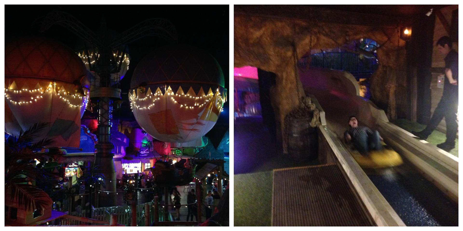 Fantasy Island Theme Park