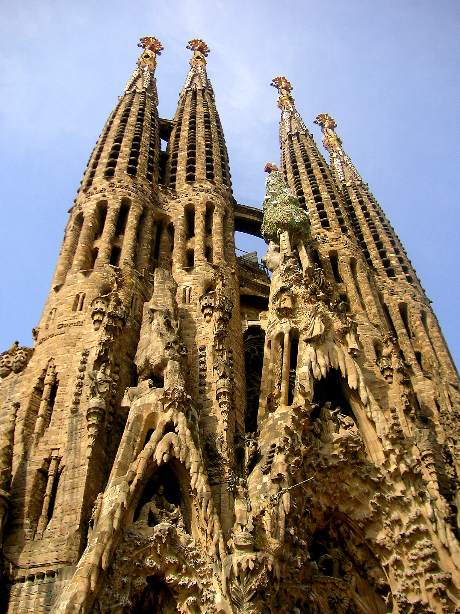Fatti sulla Sagrada Família di Gaudí