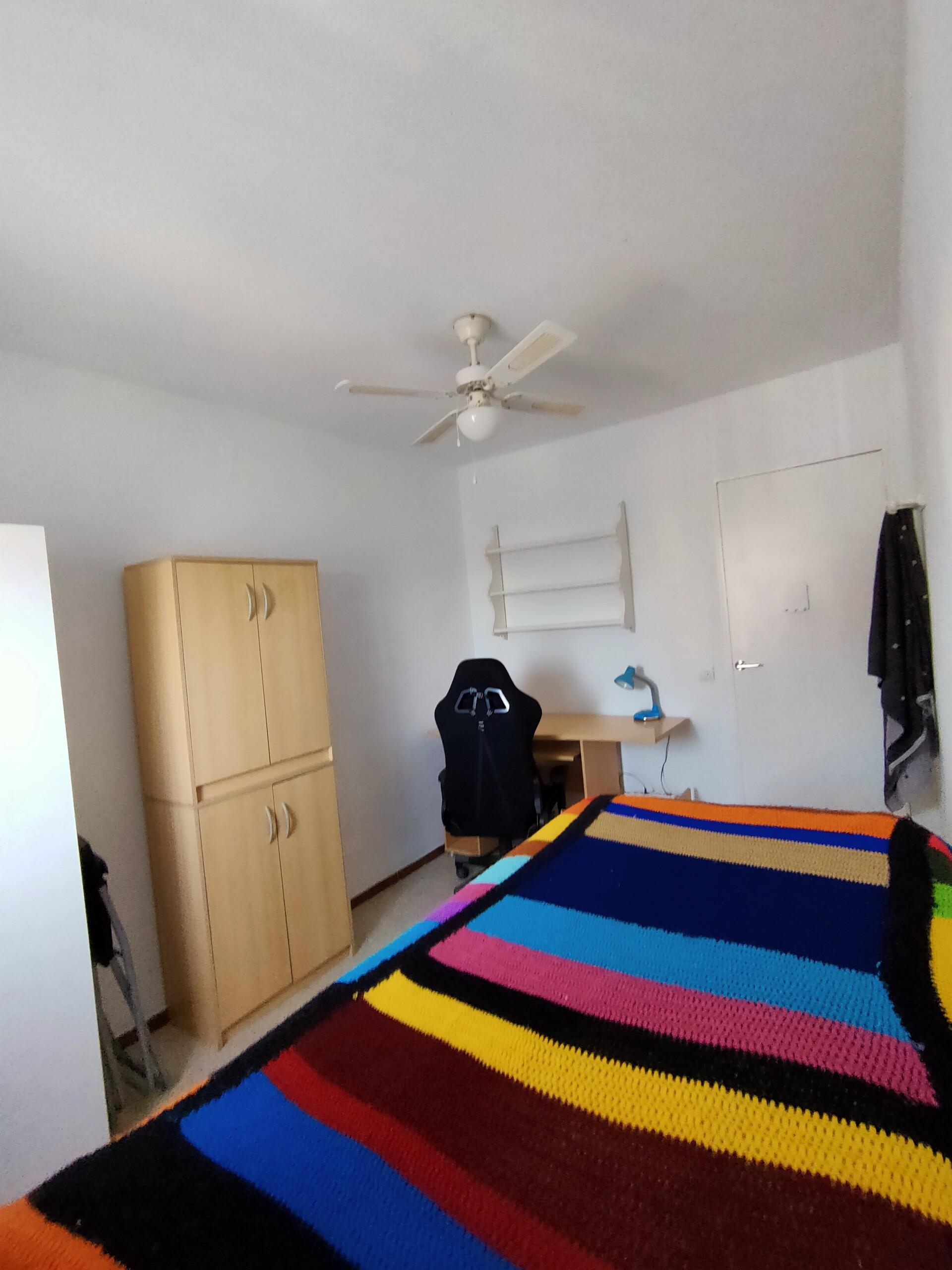Bonito y amplio apartamento completamente amueblad