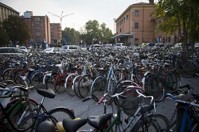 Ferrara, la ciudad de las bicicletas