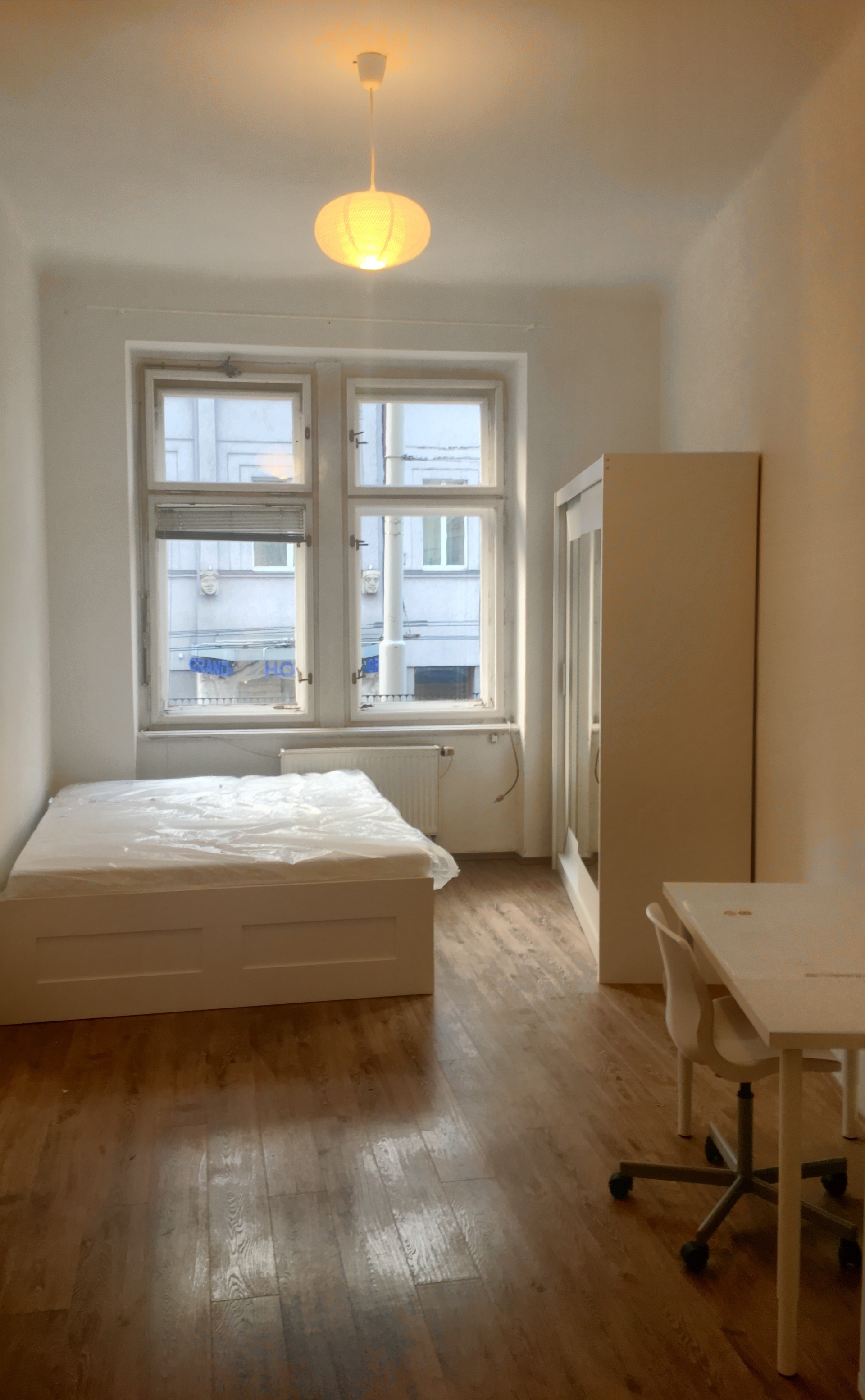 Flat For Rent In Hradec Without Agency.