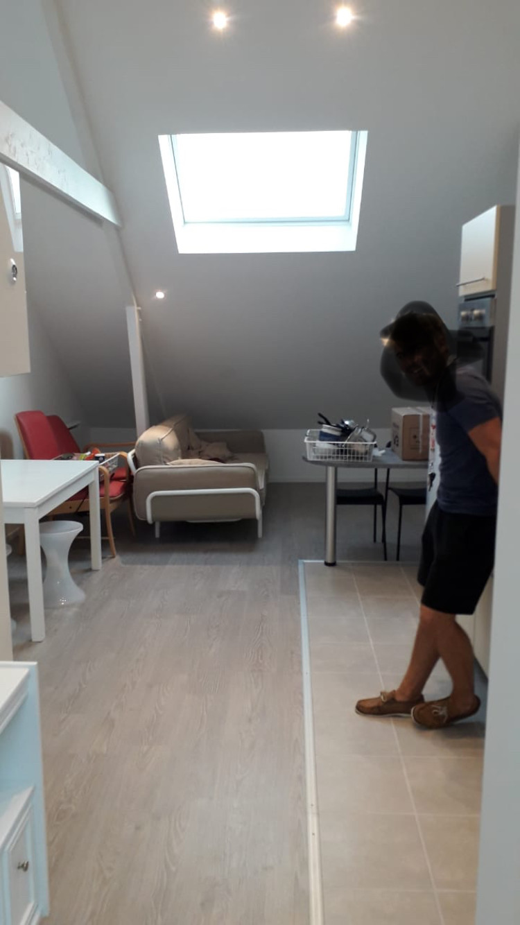 Flatshare Rennes Sud 2mins to Clemenceau Metro Station Colocatio