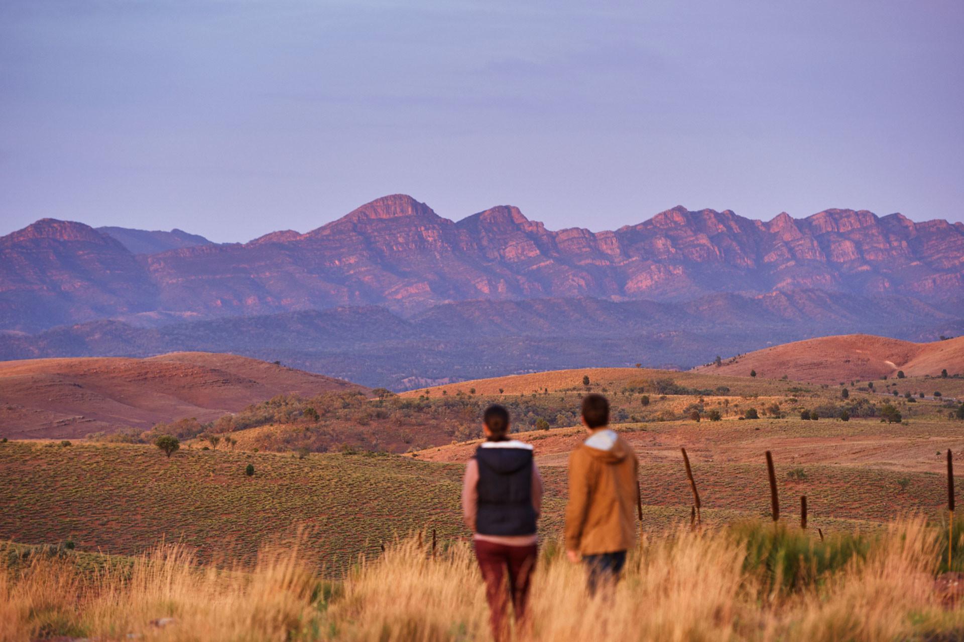 Flinders Ranges hike