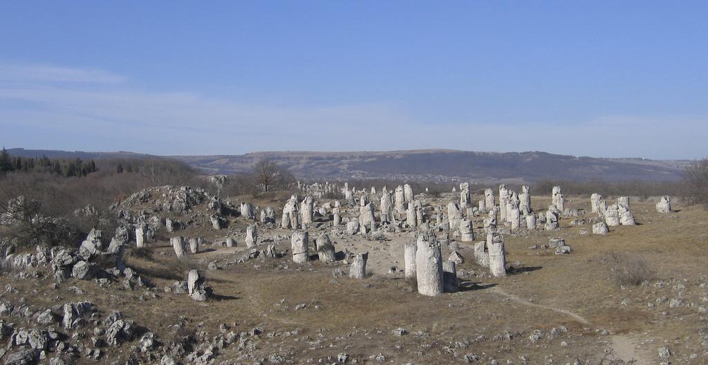 Floresta das Pedras, Varna!!