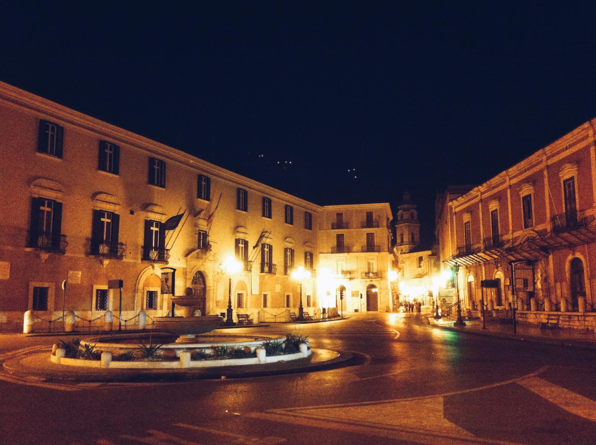 Foggia, une ville à ne pas aller...! Expérience Erasmus