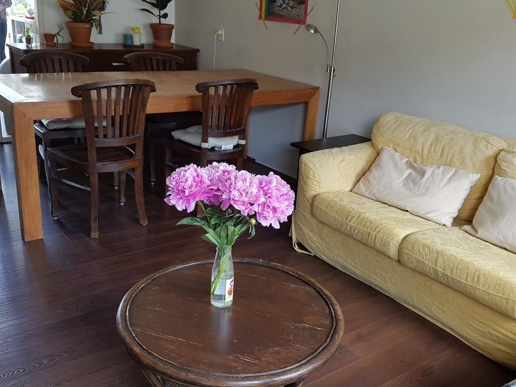 FOR RENT 1 BEDROOM in SHARED, FURNISHED APARTMENT-A'dam Oost