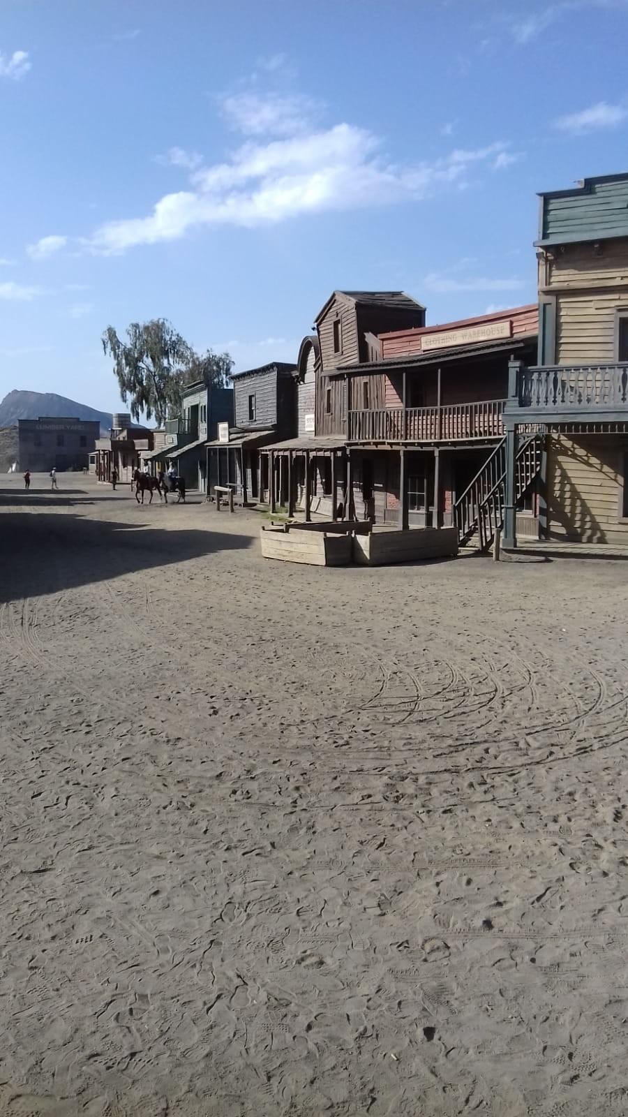 Fort Bravo, un lugar de película