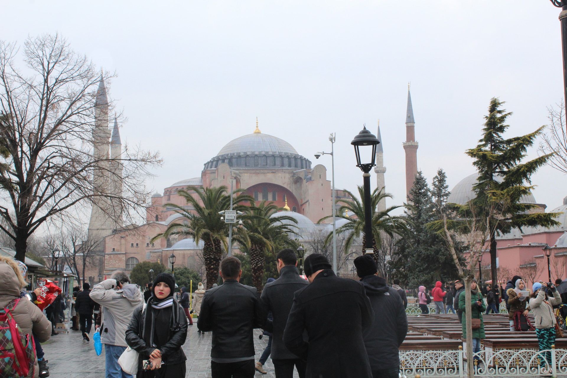 Free tour Istambul