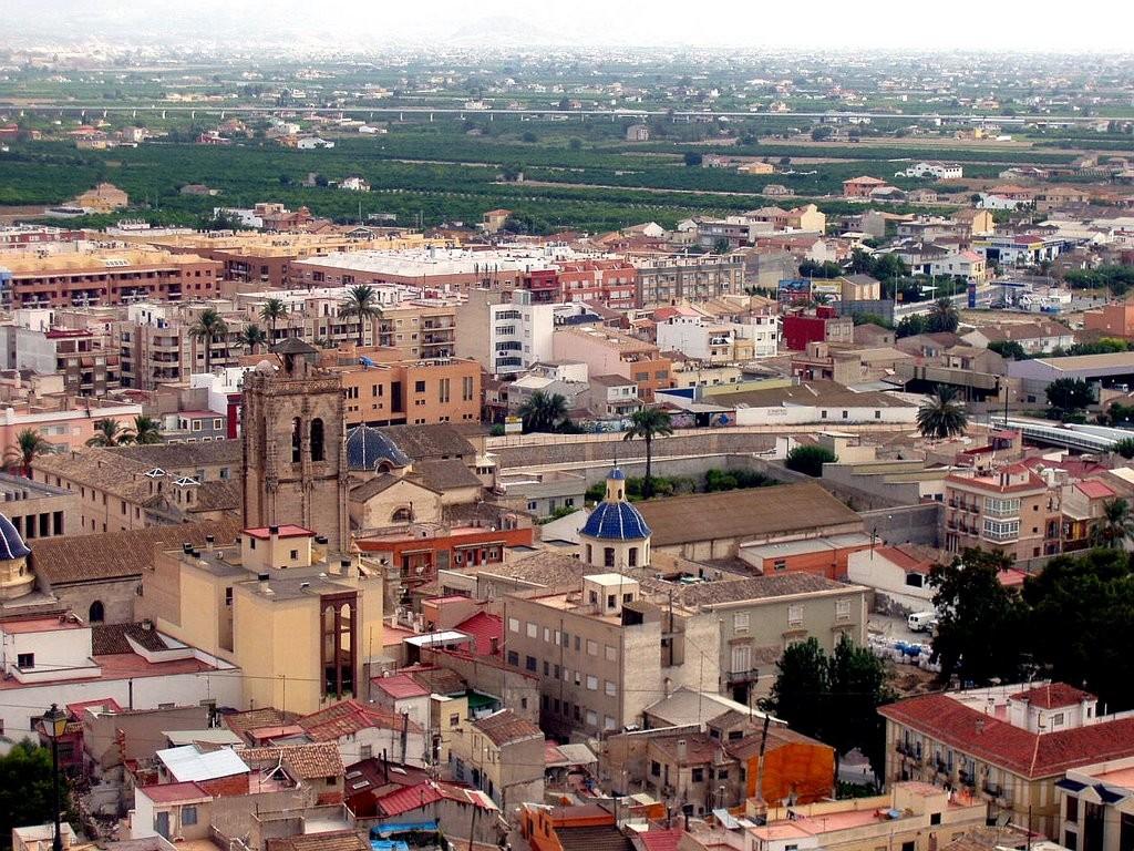Город в испании ориуэла