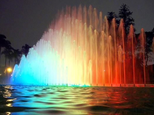 Circuito Magico Del Agua Que Ver En Lima