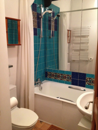 Fully furnished 2 bedroom apartment, 60 m2 (660 square ...