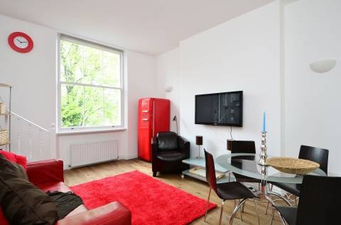 Fully Furnished One Bedroom Flat In Central London