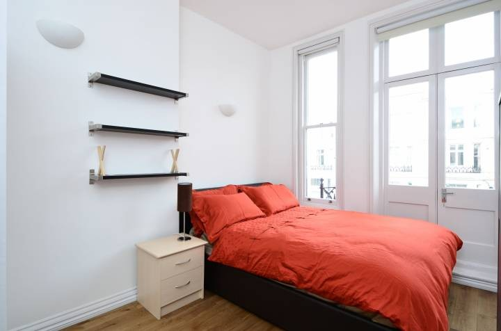 Fully Furnished One Bedroom Flat In Central London Flat