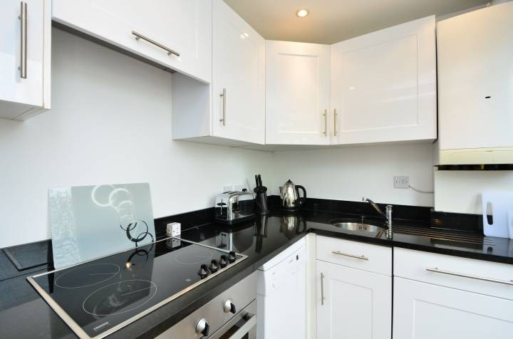 ... Fully Furnished One Bedroom Flat In Central London ...