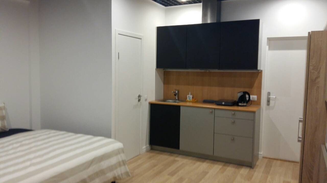 Fully furnished and equipped cozy studio flats for students!