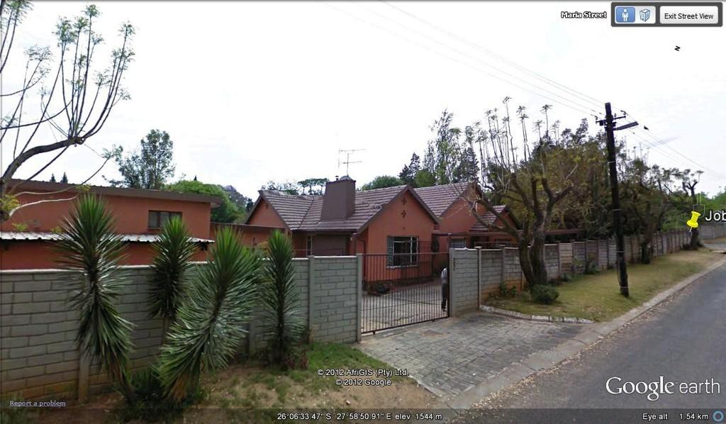 amazing fully furnished house share in randburg johannesburg south