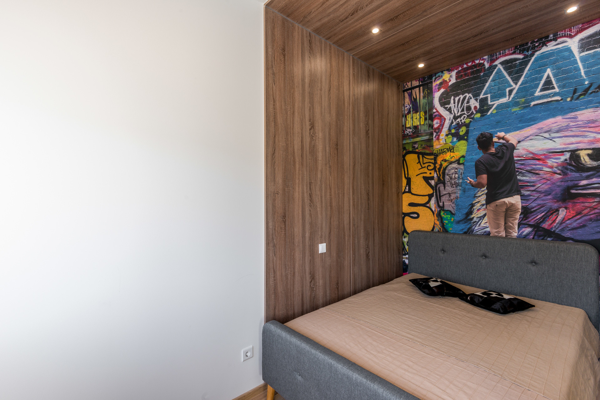 "Fully furnished studio TWEEN ""MAIKL"""